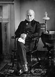 john quincy adams the grand strategist john quincy adams copy of 1843 daguerreotype by philip haas