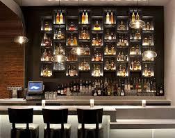 bar on pinterest restaurant bar beer caps and shelf display back bar lighting