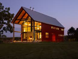 What Are Pole Barn Homes  amp  How Can I Build One