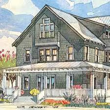 Top House Plans   Coastal LivingPages