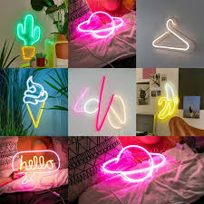 Online Shop Banana <b>Neon</b> Signs <b>Led Neon</b> Light Art Wall ...