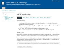 how do i apply for ysep start your ysep online application
