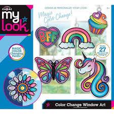 My Look <b>Color</b> Change <b>Window Art</b> By Cra-Z-<b>Art</b> : Target