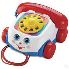 Купить Mattel Fisher-Price FGW66 Фишер Прайс Телефон на ...