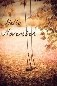 Risultati immagini per hello november