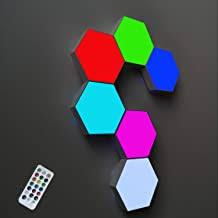 hexagon lights - Amazon.com