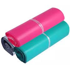CLEARANCE‼️<b>100pcs</b> Polymailers in Glossy/ <b>Matte</b> Pink, <b>Green</b> ...
