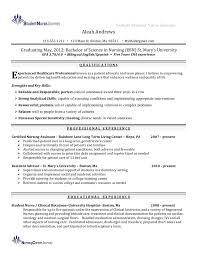 nursing resume   free nurse resume examplesnursing student resume