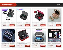 <b>ES01 TWS</b> Wireless Earphone Bluetooth headset Stereo Sport ...