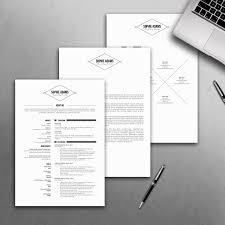 resume template 3 page cv template resume templates on modern resume template cv template