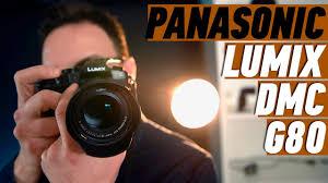 <b>PANASONIC LUMIX DMC</b>-<b>G80</b>: ПРАКТИЧЕСКИ ПРОФИ - YouTube