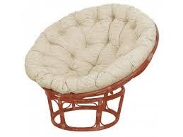 <b>Кресло</b> из ротанга «<b>Папасан</b>» (<b>Papasan 23/01</b>) + подушка ...