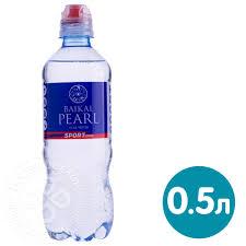 Купить <b>Вода Baikal Pearl</b> Sport version природная ...