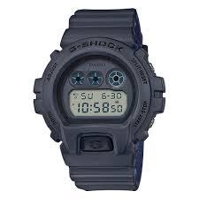 Наручные <b>часы CASIO DW</b>-<b>6900LU</b>-<b>8E</b> — купить в интернет ...