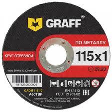 Купить: <b>диск отрезной</b> по металлу 115*1,2*22 (луга)