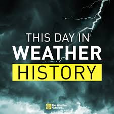 This Day in Weather History