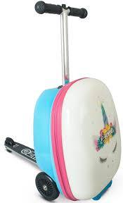 <b>Zinc</b> Самокат-чемодан Единорог ZC05821 купить в интернет ...