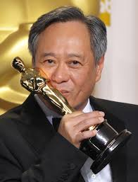 ... took home his second Oscar, holding off competition from Michael Haneke, Steven Spielberg, Benh Zeitlin and David O Russell for his critically acclaimed ... - movies-ang-lee-life-of-pi-oscar