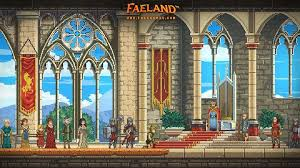 Пиксели, <b>2D</b>, Линк и <b>сокровища</b>: «метроид» Faeland получил ...