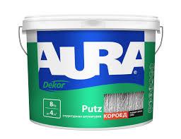 <b>Штукатурка</b> декоративная структурная акриловая <b>Aura Putz</b> ...