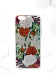 <b>Чехол</b> для iPhone 6 FC Roses (красный) силиконовый VCland ...
