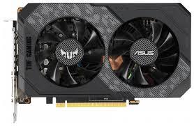 <b>Видеокарта ASUS TUF GeForce</b> GTX 1660 1500MHz PCI-E 3.0 ...