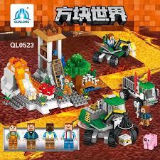 <b>Qunlong</b> QL0523 649 Pcs Bouwstenen Bricks <b>City</b> Enlighten ...