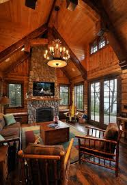 log cabin family room decorating ideas cabin furniture ideas