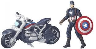 <b>Avengers Игровой</b> набор Капитан Америка <b>Hasbro</b> B6354 купить ...