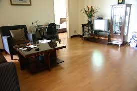 sàn gỗ công nghiệp tại nội thất chung cư