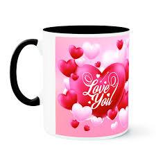 """Кружка """"<b>Love you</b>"""" №158"""