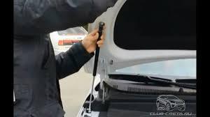 <b>Упоры капота Hyundai</b> Creta - YouTube