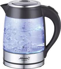 Электрический <b>чайник Atlanta ATH</b>-<b>2462</b> — купить в интернет ...