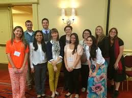in the headlines counselor education college of education the conference provided an opportunity for presenting learning and networking there were a total of 16 presentations facilitated by uf students