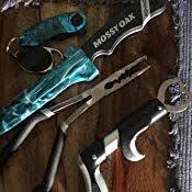 Mossy Oak 4pc <b>Fishing</b> Tool Kit - Pistol <b>Grip Fishing</b> Pliers, <b>Fish</b> Fillet ...