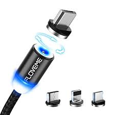 Magnetic Micro USB Cable, FLOVEME High Speed ... - Amazon.com