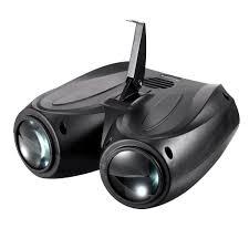 <b>Portable Music Auto</b>/<b>Sound</b> Actived 128 LED RGBW Lights Double ...