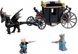 Конструктор <b>Lego Гарри Поттер Побег</b> Грин-де-Вальда 75951 ...