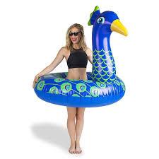 <b>Круг надувной BigMouth Peacock</b> в Чите