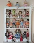 Полочки для кукол