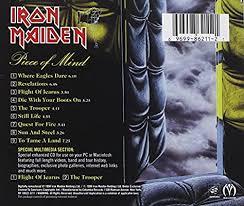 <b>Iron Maiden</b> - <b>Piece Of</b> Mind - Amazon.com Music