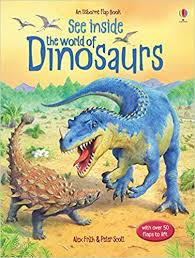 See Inside: The <b>World of Dinosaurs</b> Usborne Flap Books : 1 ...