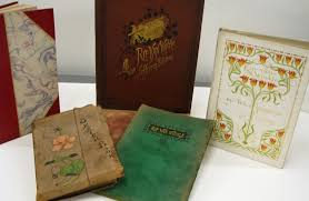 collections grosvenor rare book room page  fine bindings
