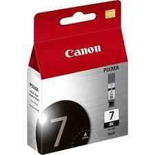 Cartridge <b>Canon PGI</b>-<b>7</b> Bk, Black Купить в Молдове Кишинёве Цена