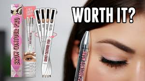 *<b>NEW</b>* <b>Benefit</b> Cosmetics <b>BROW</b> CONTOUR PRO!? Do you need it ...