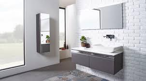 rhodes pursuit mm bathroom vanity unit: pursuit pursuit mm charcoal elm lifestyle main shot