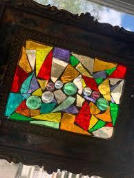Mosaic Stained Glass - 2 Part Class - <b>Thursday, Jan 28th 1pm</b>-<b>3pm</b> ...