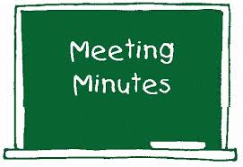 Image result for meeting minutes