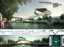 winners of the amsterdam iconic pedestrian bridge competition related