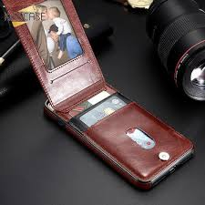 luxury flip leather case for alcatel pixi 4 5 5 0 cover 3d painted wallet card slot 5 5010 5010d